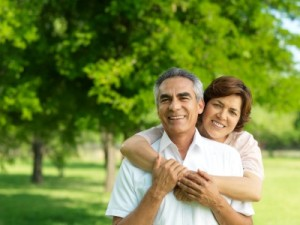 geriatric psychology - older couple