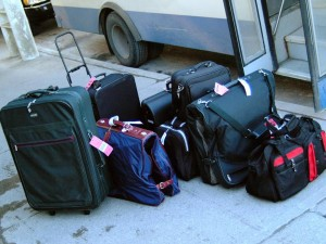 baggage: the continuing impact of childhood wounds