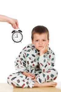 childhood sleeping problems