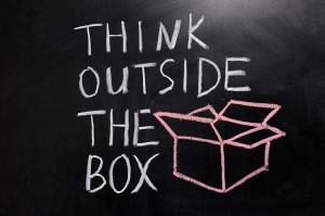 existential psychology - think outside the box