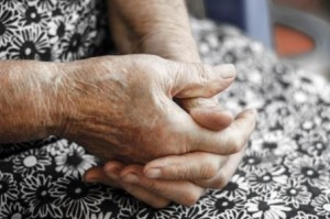 caring for dementia sufferer