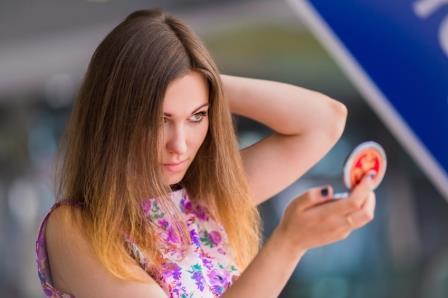 narcissistic woman
