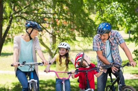 children and healthy lifestyles