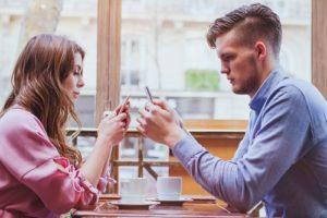 smartphones ruining relationships