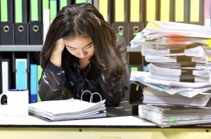 strategies for managing stress at work