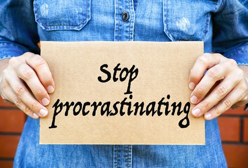 How to Stop Procrastinating and Get Things Done!