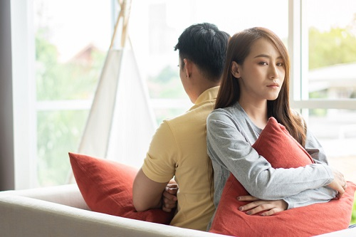 Is Divorce Just Around the Corner?
