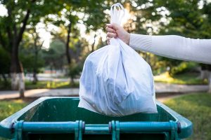the process of self-discovery means unpacking the garbage we've picked up along the way